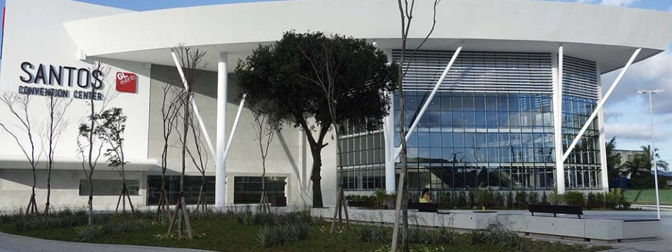 O novo Centro de Convenções