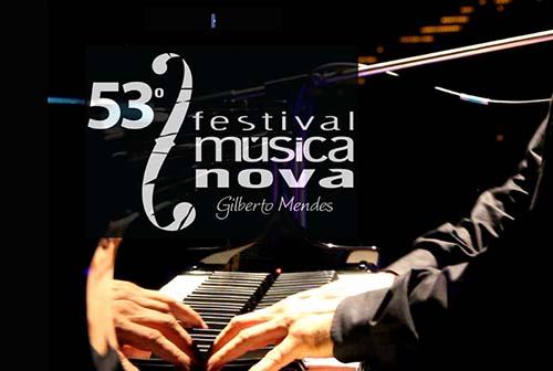 """Canal da USP Filarmônica transmitirá o Festival Música Nova """"Gilberto Mendes"""""""