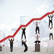 Cresce alavancagem das vendas
