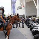 Operação Verão trará reforço de 400 policiais para Santos