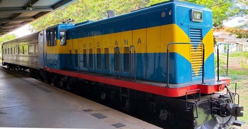 Começa a operar o roteiro ferroviário histórico entre Salto e Itu