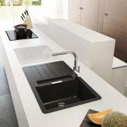 Tecnologia e design na cozinha