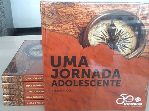 """""""Uma Jornada Adolescente"""", 50 anos de história da Sodiprom e de Diadema"""