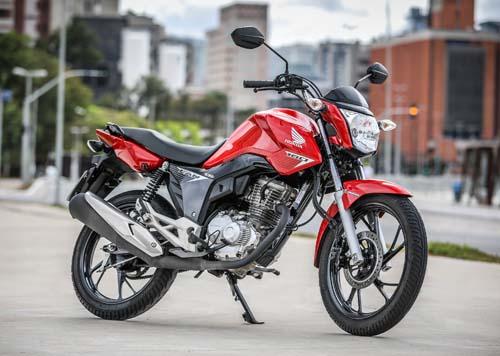 Honda dá show em valorização