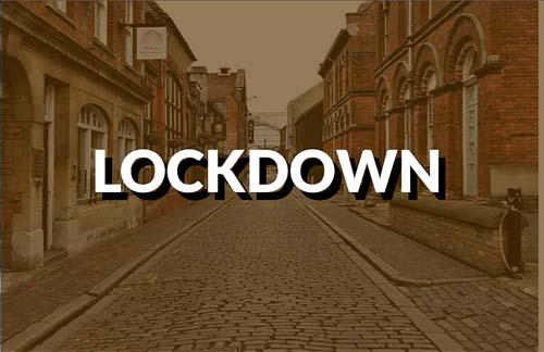 "Baixada Santista adota ""lockdown"" de terça-feira 23 a 4 de abril"