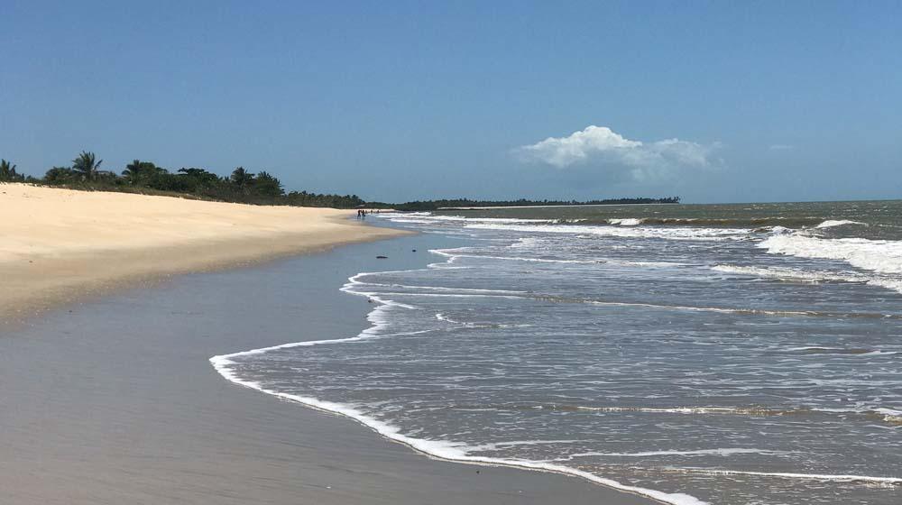 Sol e praias encantadoras