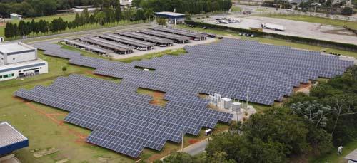 EDP entrega usina solar para a NGK
