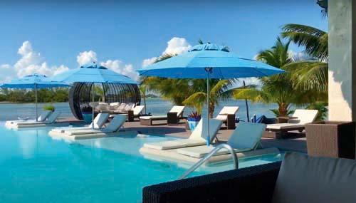 Resort diferenciado em Belize