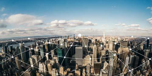 Modelo de cidade inteligente