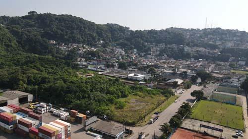 Santos recebe terreno da União para construir 300 unidades habitacionais