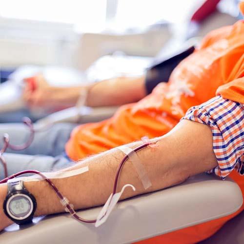 Campanha reforça a importância do gesto solidário que salva vidas
