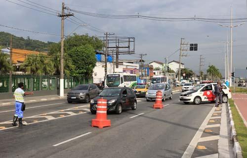 Santos endurecerá fiscalização e terá barreira sanitária a partir de amanhã