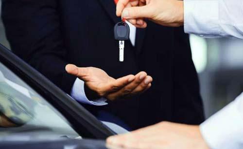 Crescem as vendas de automóveis