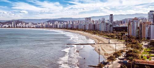 Santos se mobiliza para conquistar o tri no Top Destino Turístico