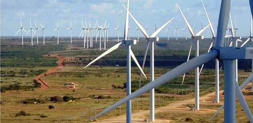 Complexo eólico em construção na Bahia abre mais 85 vagas