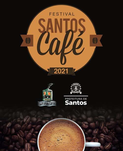 6ª edição do Festival Santos Café agitará este final de semana