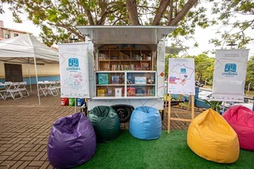 Instituto CPFL traz para Santos o projeto Carreta Literária