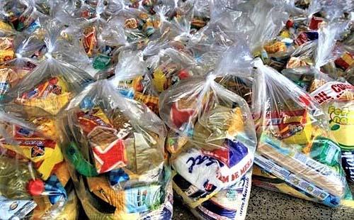 GAPA pede doações para manter cestas básicas a pacientes