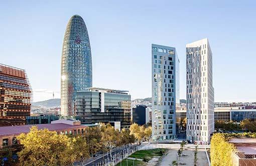 Barcelona atrai 80% dos investimentos imobiliários da Espanha em 2021