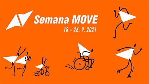 9ª edição da Semana MOVE reunirá atividades on-line e presenciais