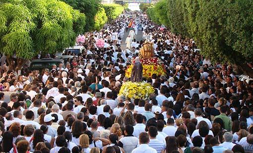Iphan abre consulta pública para revalidar Festa de Sant'Ana de Caicó