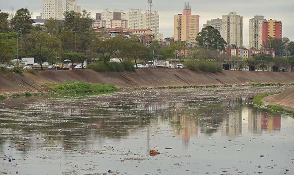 Estudo indica melhora na qualidade da água da bacia hidrográfica do rio Tietê
