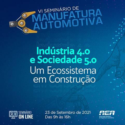 Manufatura automotiva em debate
