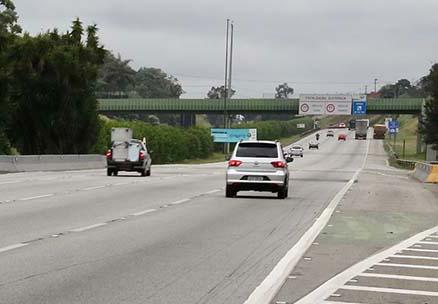 Operação Aparecida prevê 5,5 milhões de veículos nas rodovias do estado