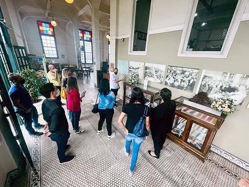 Walking tour pelo Centro Histórico conta a história do café em Santos